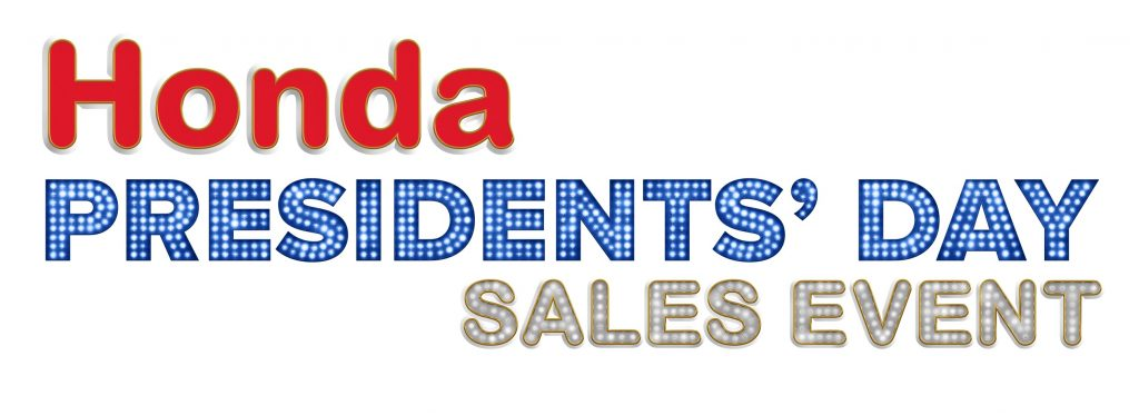 Presidents' Day Sale Event