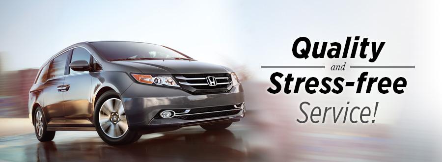 Honda Parts And Service Specials