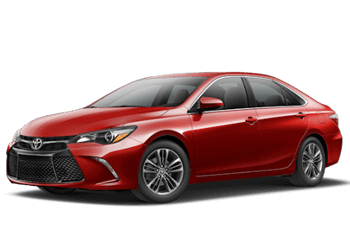 Rent a Camry at Mossy Toyota