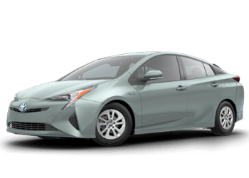 Rent a Prius at Mossy Toyota