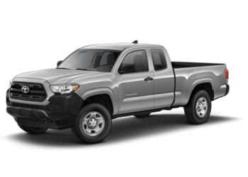 Rent a Tacoma at Mossy Toyota