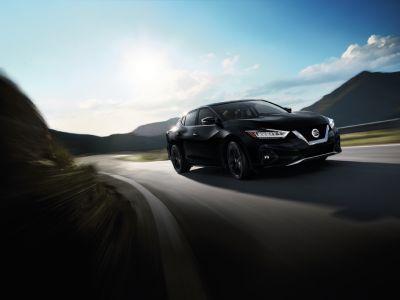 2020 Nissan Maxima Road
