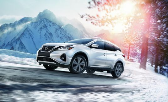 2020 Nissan Murano Mountains