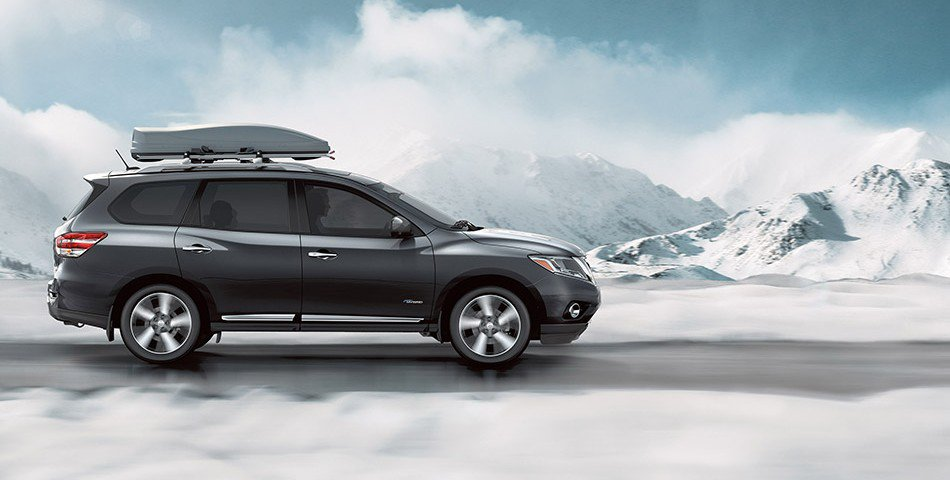 KBB Names 2016 Nissan Pathfinder One of the Best Family Cars