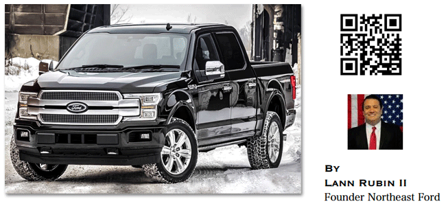 Ford F-150 Facts, feelings and a truth I'm not sure Ford wants me to talk about