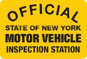 NY Inspection Station