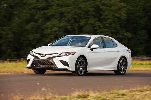 2018 Toyota Camry Arrives With Sporty New Character