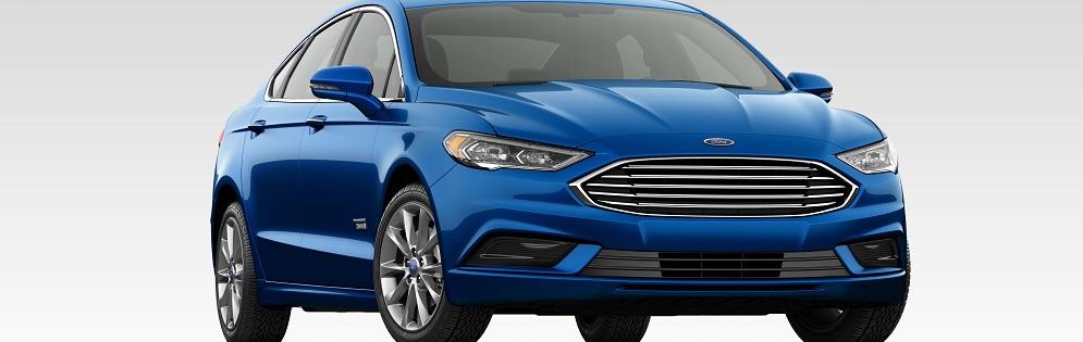 Ford Fusion Energi Hybrid