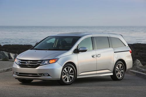 Honda Odyssey Van