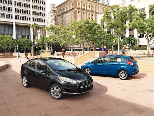 Ford Fiesta Coupe & Hatchback