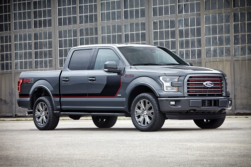 2016 ford f-150 gets new features and special editions