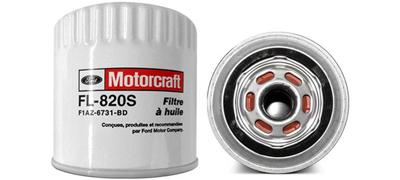 Coupon X Motorcraft Oil Filters