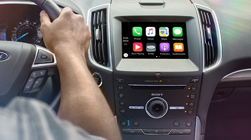ford sync 3 gets apple carplay and android auto support