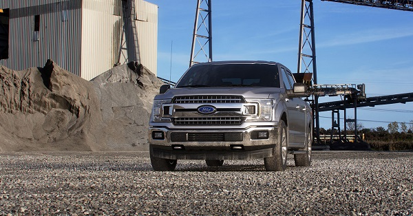Classic Redesigned The 2018 Ford F150