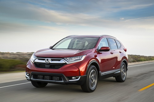 Honda Takes Two Spots On Car Driver 10Best Trucks And SUVs List