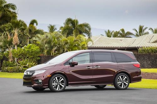 Honda Odyssey For Sale Near Quincy, MA - Prime Honda