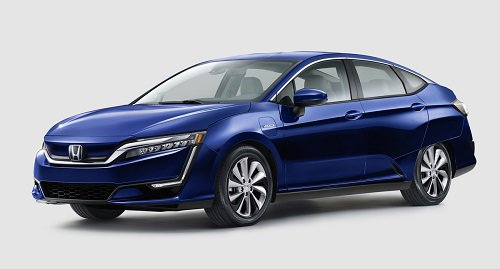 Honda Clarity Plug In Hybrid And Electric Models Join Fuel Cell Vehicle