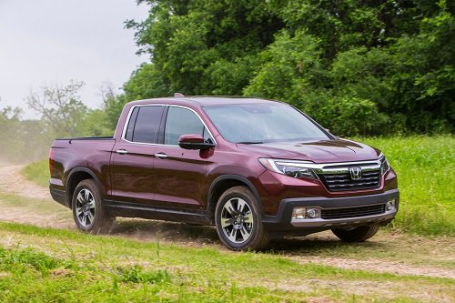Honda CR V And Ridgeline Awarded On Car Driver 10Best Trucks SUVs List