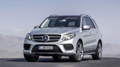 Mercedes-Benz-GLE-Class