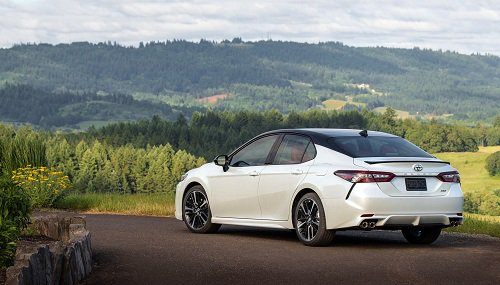 2018 Toyota Camry Features Smart New Technology