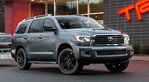 If You Re In The Market To A Toyota Sequoia Near Newton Come Prime Boston We Offer Selection Of New Suvs Choose From