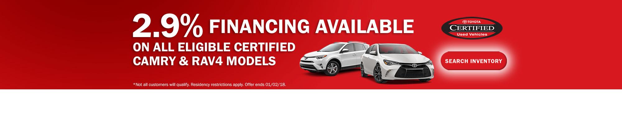 Toyota Certified