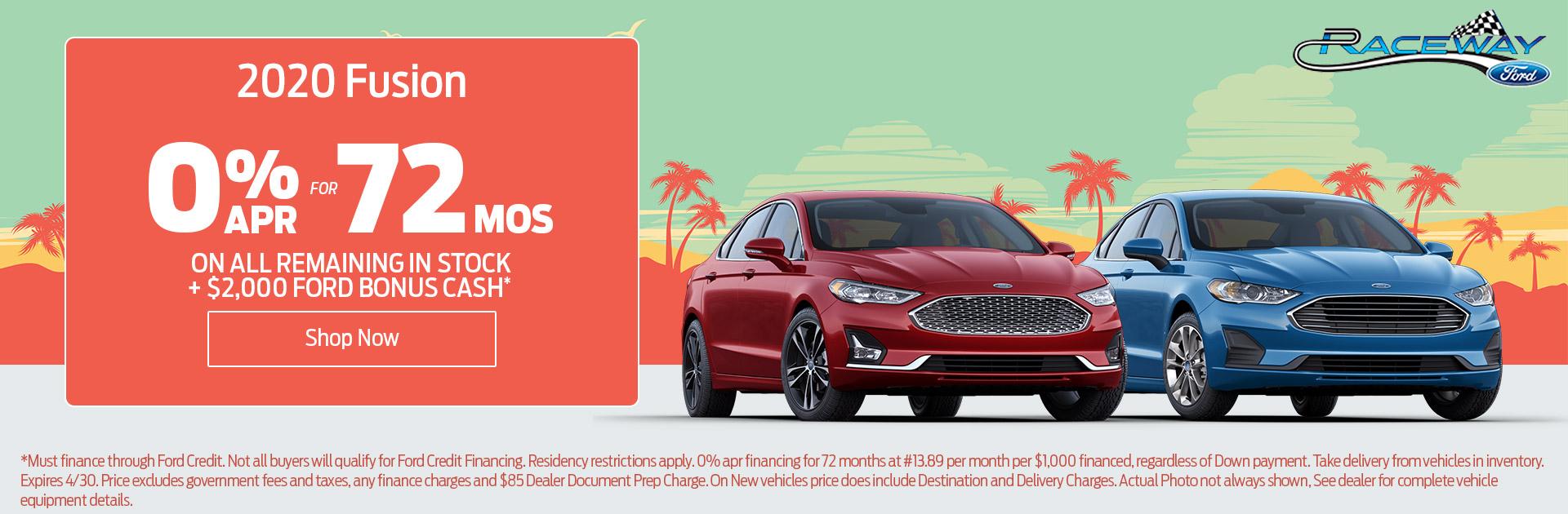April 040921 Fusion Retail Offer