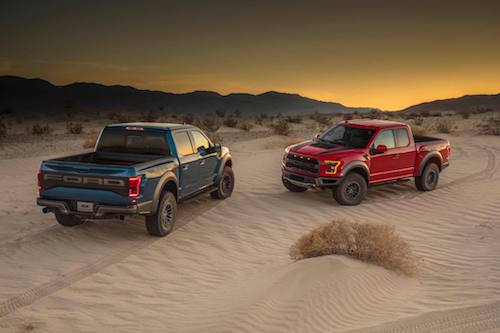 Ford F-150 Raptor Trucks