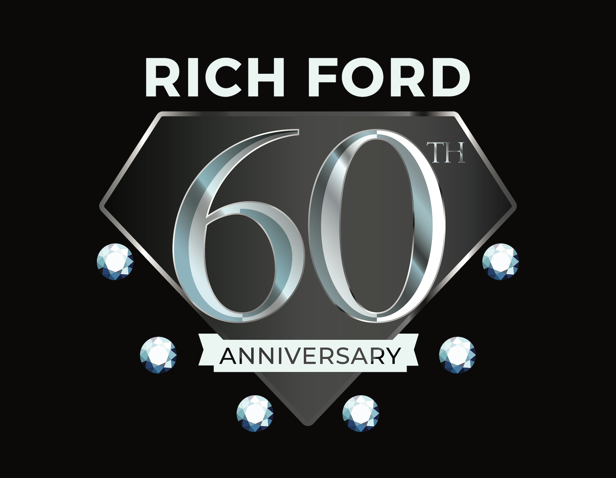 Richford 60thannylogo Final