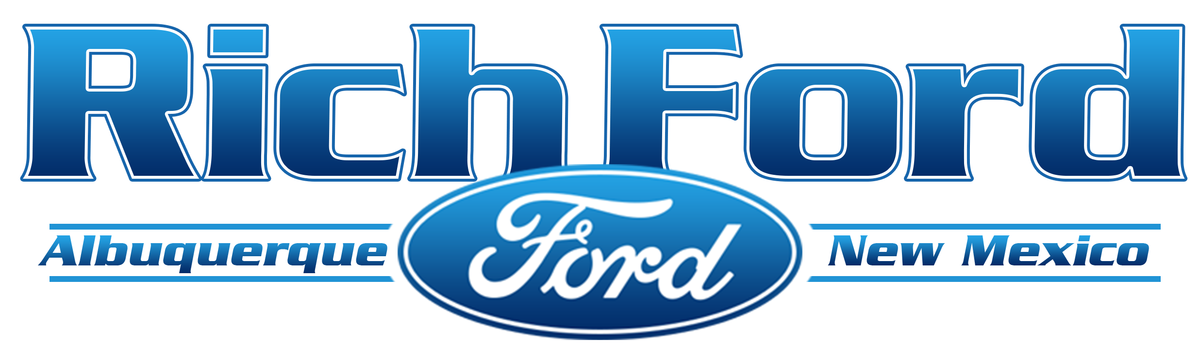 Rich Ford New Logo