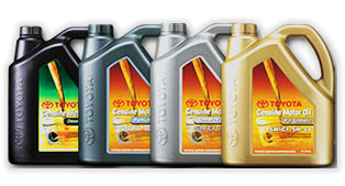 Does your toyota use synthetic oil and how often should for How often to change full synthetic motor oil