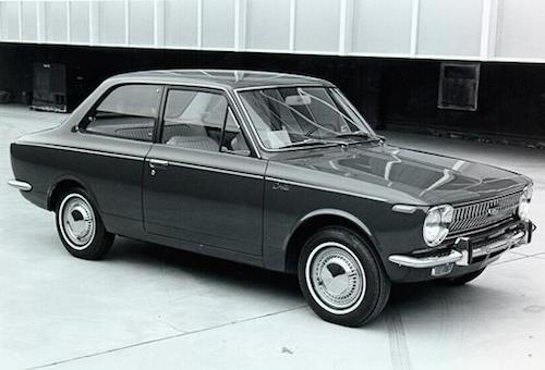 First Generation Toyota Corolla