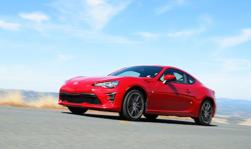 New Toyota 86 Rochester Nh Sales Leasing Specials