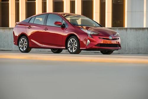 2018 Toyota Prius, A Hybrid Benchmark