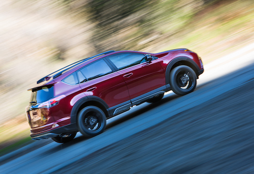 2018 Toyota RAV4 Adventure