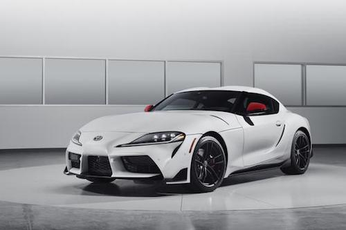 2020 Toyota Supra - Launch Edition