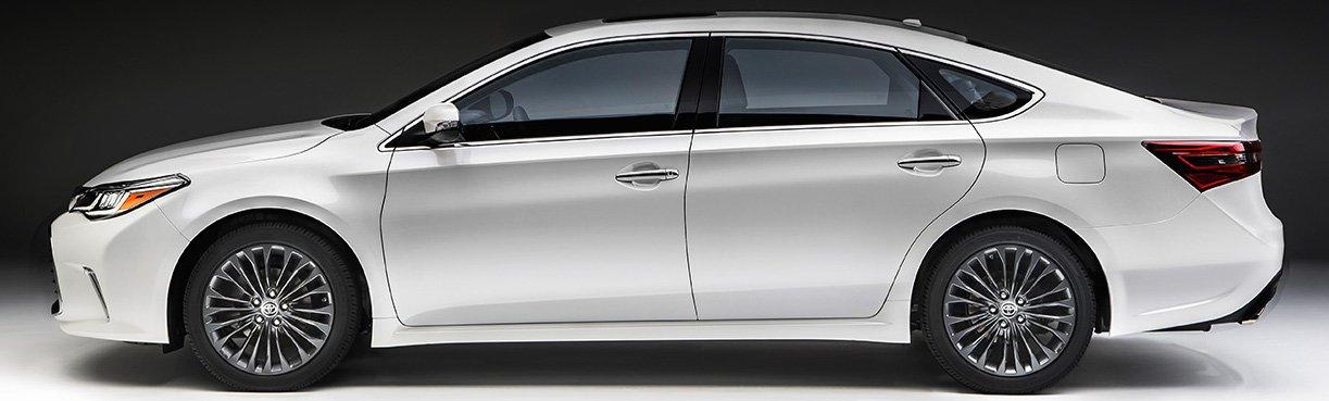 2016-Toyota-Avalon---Side-Profile