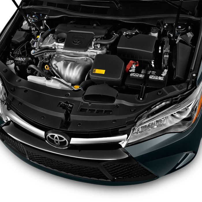 2016-Toyota-Camry-Engine