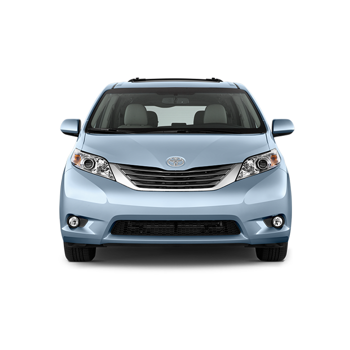 2016-Toyota-Sienna-Front-View