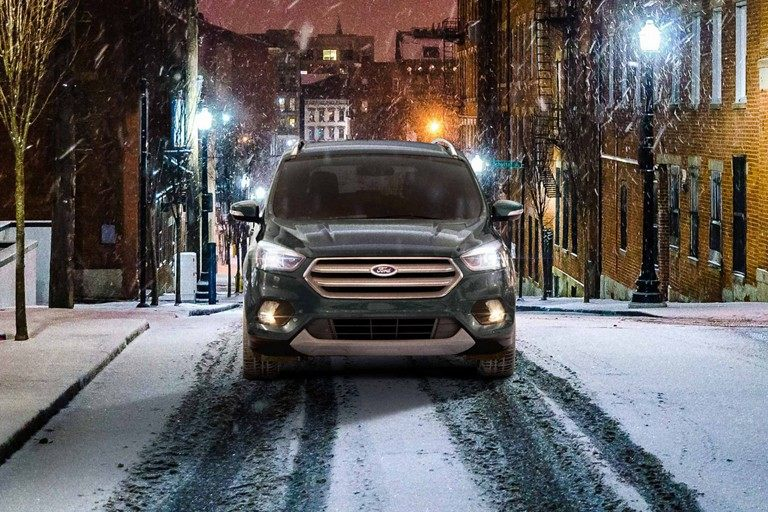 2019 Ford Escape Safety Features