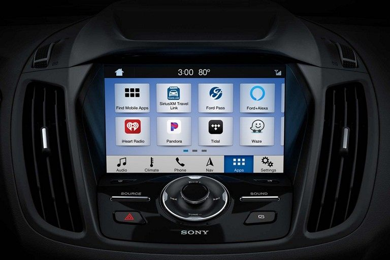 2019 Ford Escape Technology Features