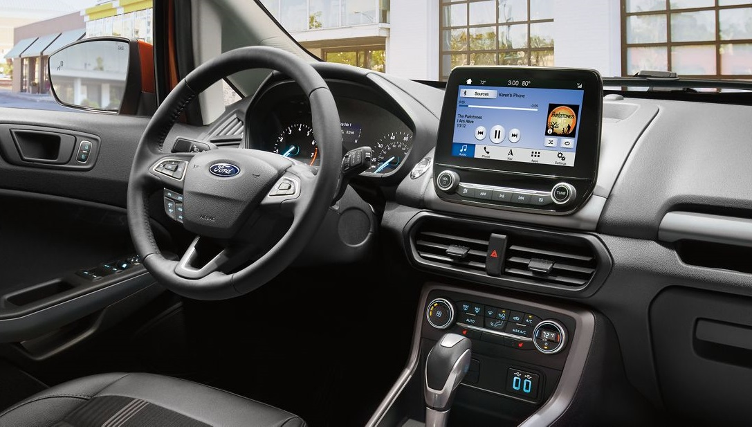2019 Ford EcoSport Review Addison IL