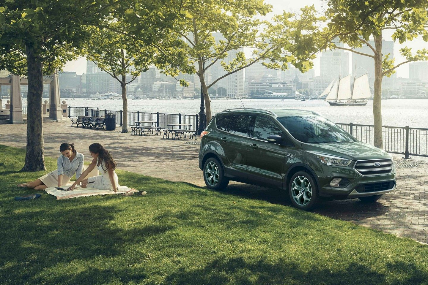 2019 Ford Escape Key Features