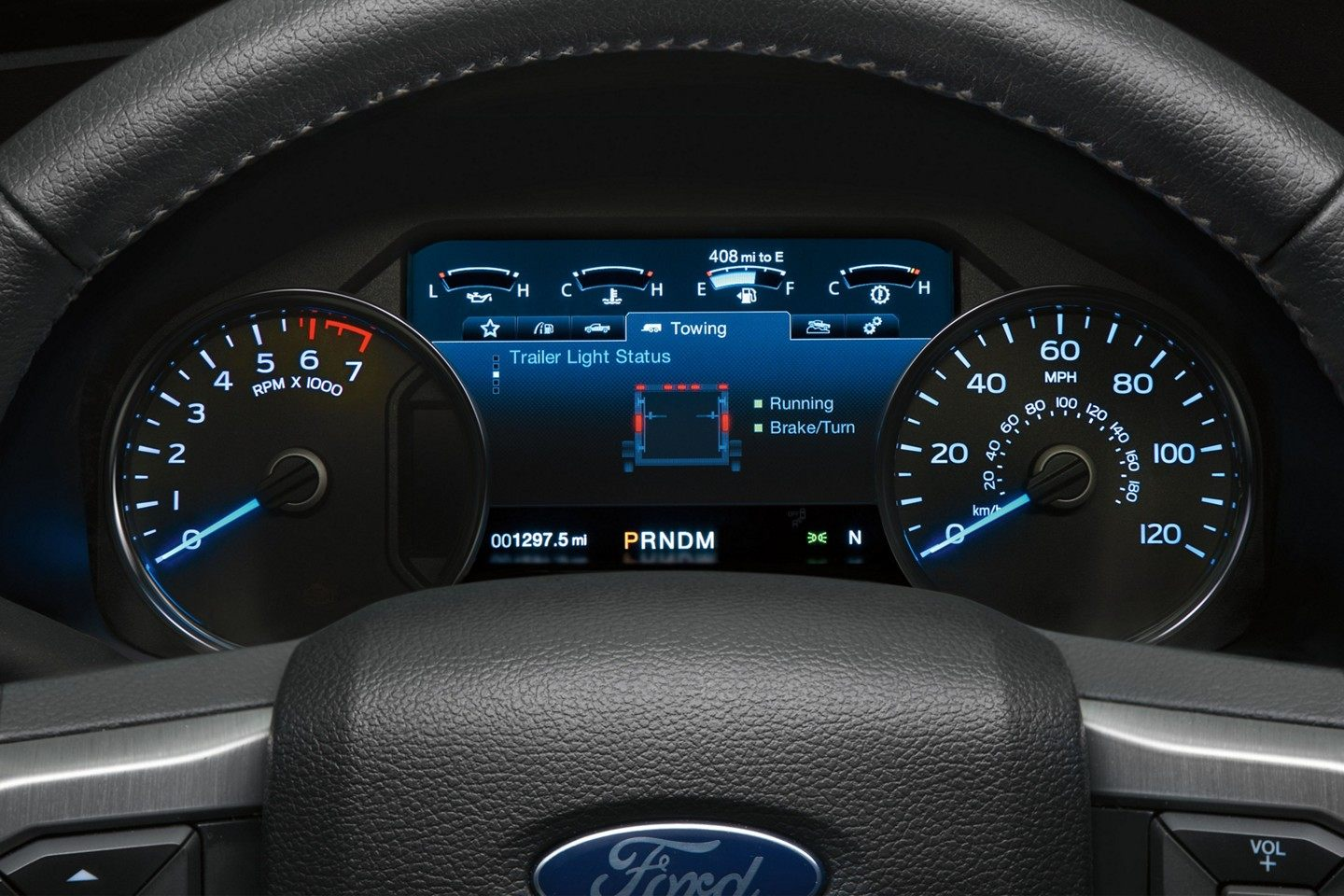 2019 Ford F150 Technology