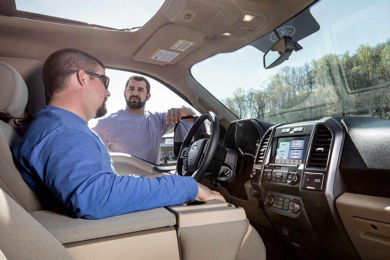 2019 Ford F150 Interior