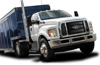 New Ford Commercial Vehicles