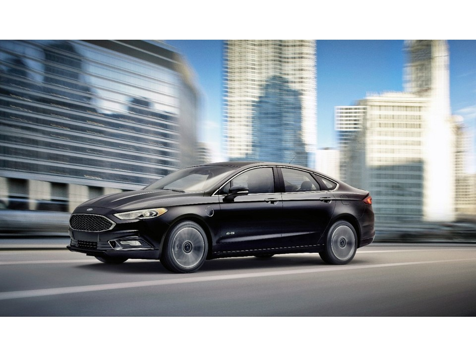 Ford Fusion Review In Bensenville, IL