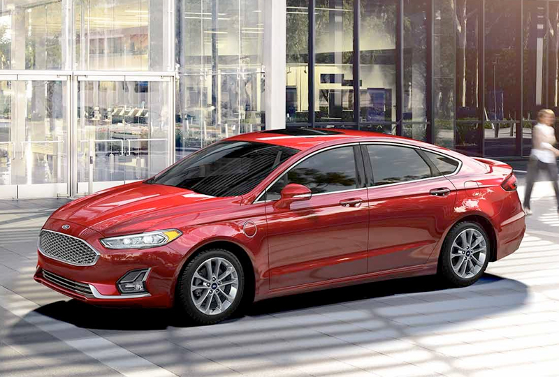 2019 Ford Fusion Review In Bensenville Il Roesch Ford