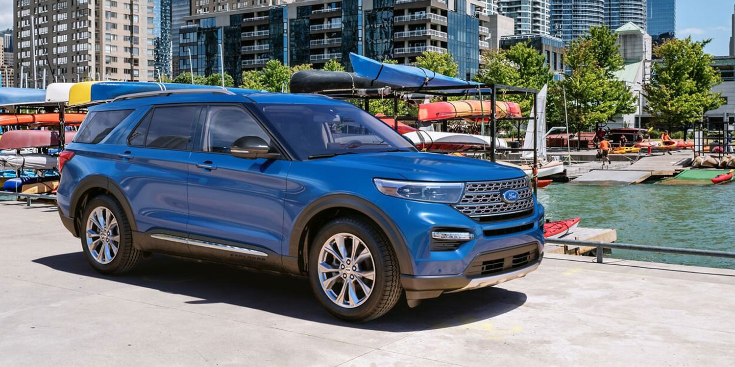 2020 Ford Explorer near Addison, IL