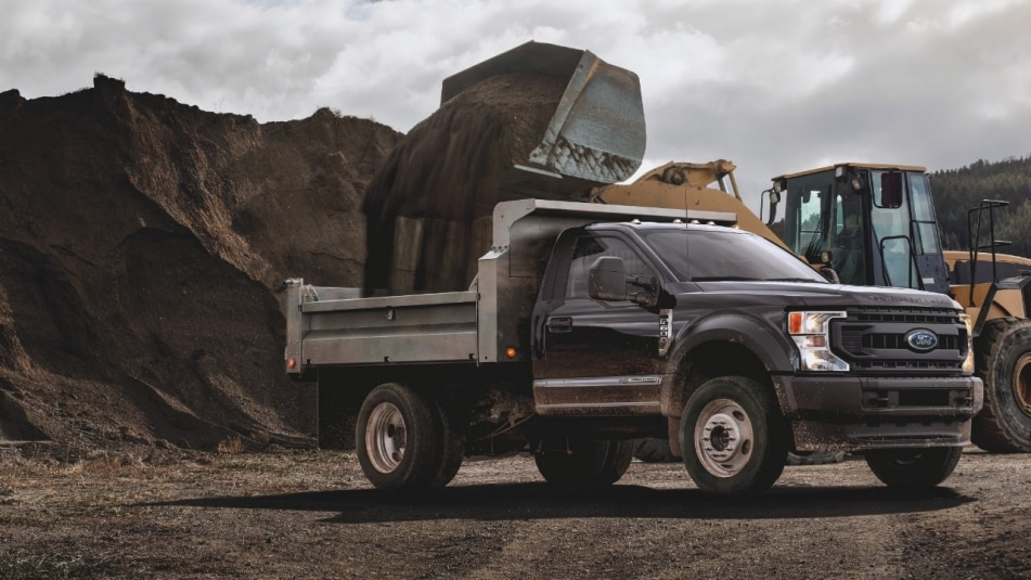 2021 Ford F 600 Super Duty Chassis Cab